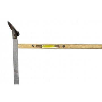 Merilna palica za konje WOOD