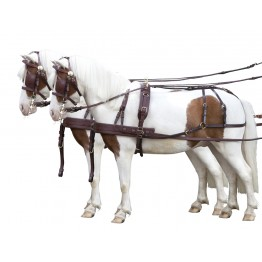 Dvovprega BERTA za šetlandske ponije