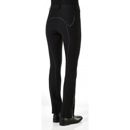 Elastične, široke ženske jahalne hlače ALICE