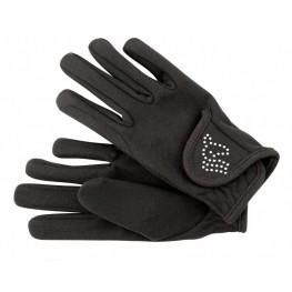 Otroške jahalne rokavice CRYSTAL