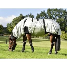 Pokrivalo STRONG za konje s poletnim ekcemom