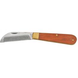 Nož za redčenje grive