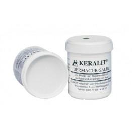 Losjon KERALIT DERMACUR, nega in hranilen učinek za kožo, 130ml