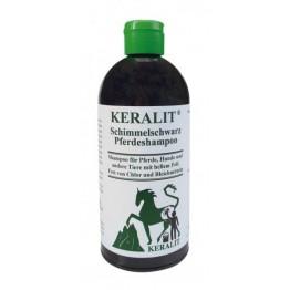 Šampon KERALIT SCHIMMEL SCHWARZ, 500ml