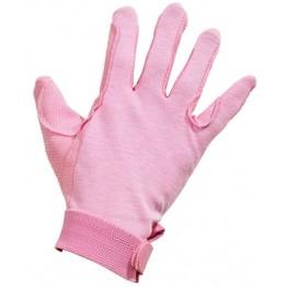 Bombažne jahalne rokavice