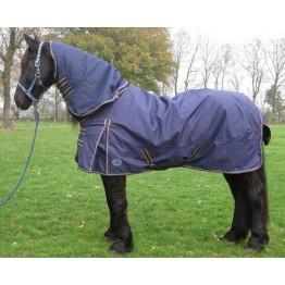 Termo pokrivalo BIG NECK za konje močnejšega okvirja, 200g