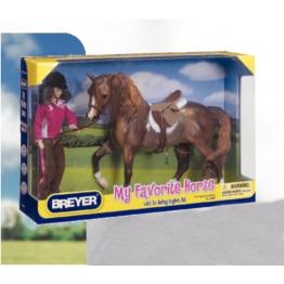 Angleški jahač in konj