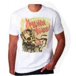 T-shirt WILD WEST
